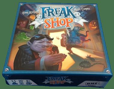 Freak Shop - DMZ Games