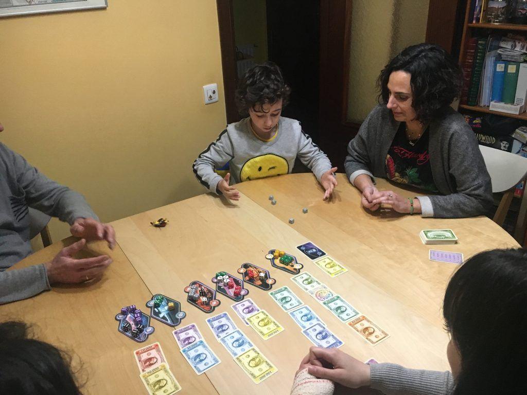 Las Vegas - Board game