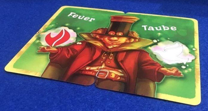 Das Geheimnis der Zauberer