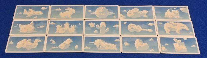 Clouds cartas nubes