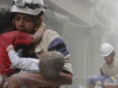 cries from siria