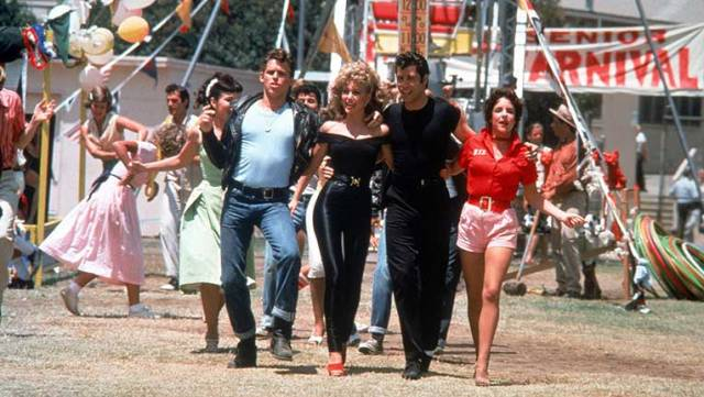 canciones de grease