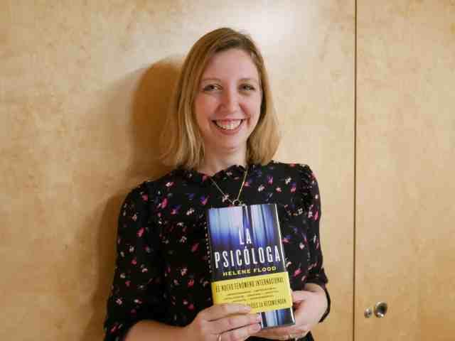 La psicóloga de Helene Flood