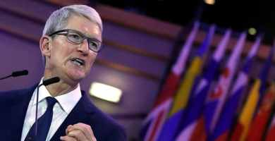 Para Tim Cook, CEO de Apple, ser gay un regalo de Dios