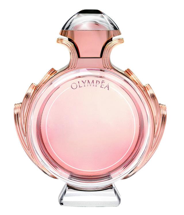Olympéa EDP es una fragancia de la familia olfativa Oriental Floral para mujeres. Olympéa 80ml, $1.680, Paco Rabanne.