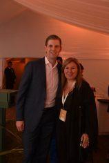 Eric Trump y Marisa Koifman