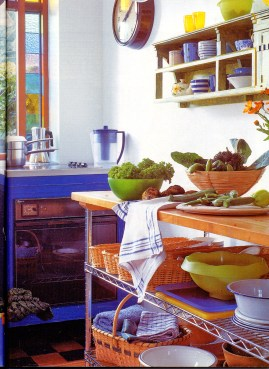 a simpler life el pocito home magazine april 1999 05