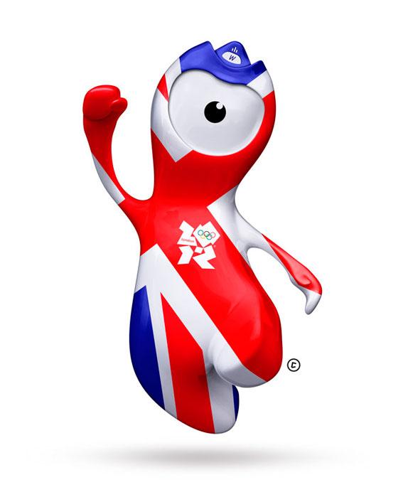 mascota alimpiadas londres 2012