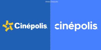 Cinepolis presenta un nuevo logotipo en redes sociales