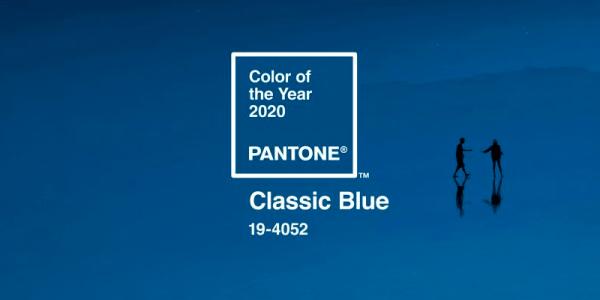 El color pantone del año 2020