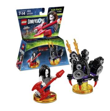 LEGO Dimensions 71285 Adventure Time Marceline Fun Pack