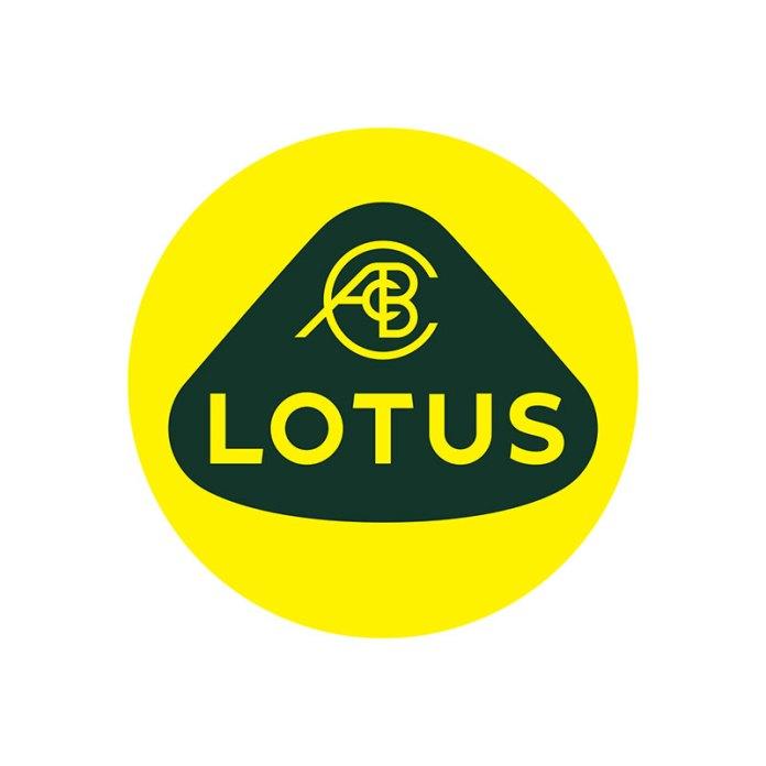 lotus car nuevo logotipo
