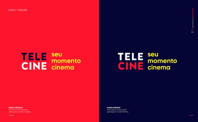 telecine en Brasil presenta su nueva identidad