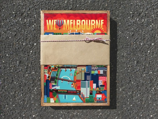 We Love Melbourne poster 3