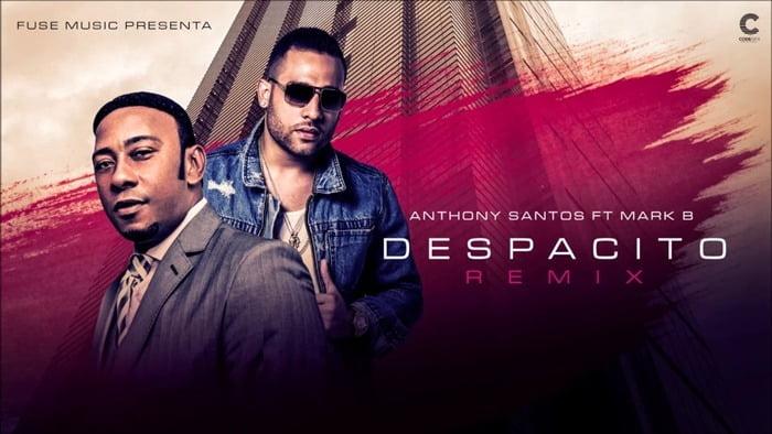 Anthony Santos Ft Mark B – Despacito Remix Mp3