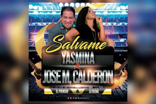 Yasmina Ponce Ft. José Manuel Calderón – Salvame