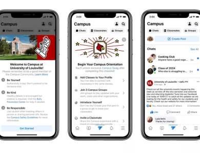Facebook vuelve a sus raíces y crea un espacio para universitarios