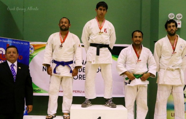 Masculino -81 Kg. 1. Daniel Ríos (USIL) 2. Jean Pierre Pinto (IBC) 3. Miguel Freire (APJ) 3. Alonso Mendiola (Regatas)