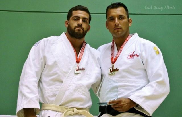 Masculino -100 Kg. 1. Frank Alvarado (Takenori Ito) 2. Sebastián Carbajal (Trujillo) 3. Christian Montenegro (IBC)