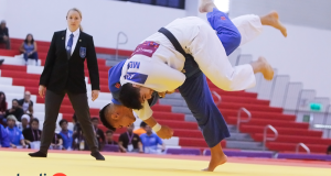 Yuta Galarreta Judo Peru