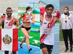 Atletismo Perú