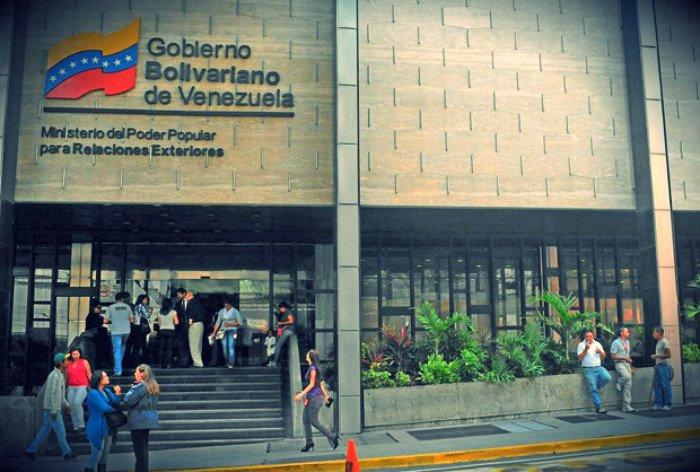 Resultado de imagen para fotos del Ministerio de Relacion Exteriores de Venezuela