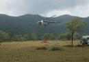 Semar localiza cuerpos de marinos que viajaban en helicóptero que cayó en Querétaro