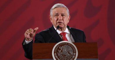 AMLO no usará banda presidencial durante informe por primer año de gobierno