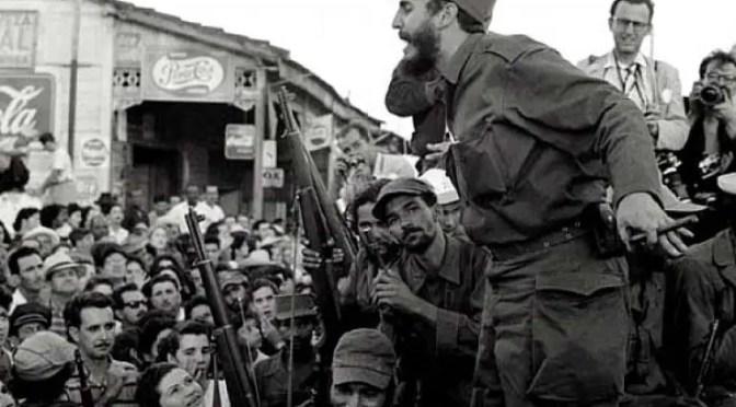 Naturaleza de la Revolución Cubana