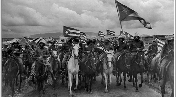 Ha muerto Fidel: viva la Revolución Cubana