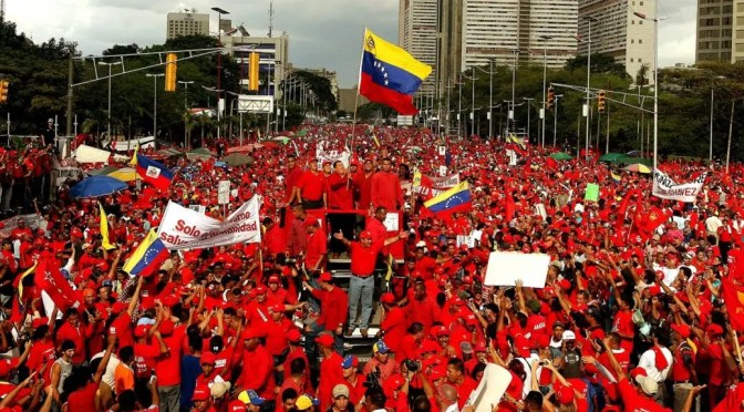 Defender a Venezuela de la agresión imperialista