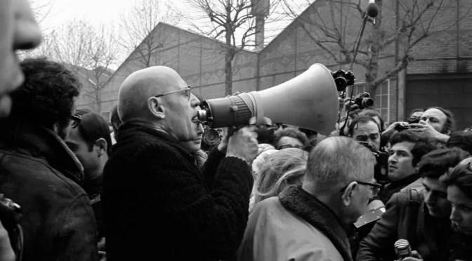 Michel Foucault: de los espacios otros