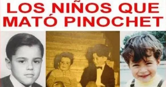 Ni perdón ni olvido: los 307 niños y jóvenes asesinados en la dictadura de Pinochet