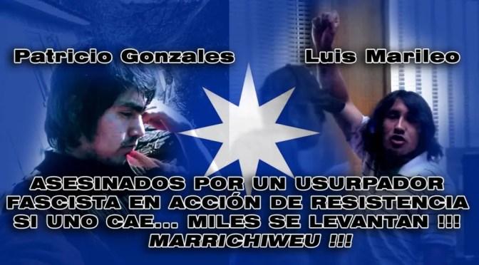 Ante la condena mediática y la información que ocultan: defensa y reivindicación de Luis Marileo y Patricio González.