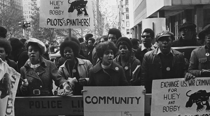 La Revolución Rusa y el movimiento negro estadounidense