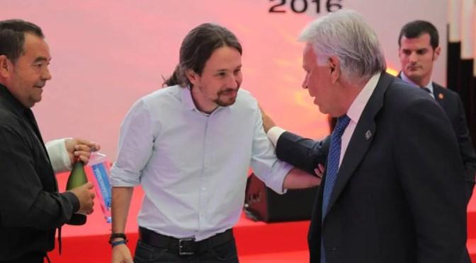 ¿Futuro del Frente Amplio en España?: Podemos se une a una coalición regional  con el PSOE