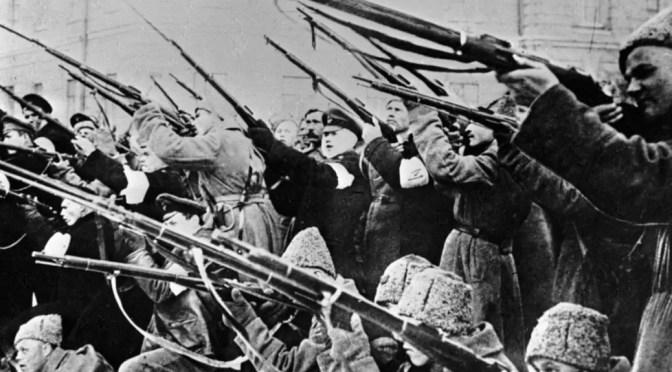 Nuestra Revolución Rusa