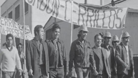 Carta que los Cordones Industriales  dirigieron a Salvador Allende,  seis días antes del Golpe Militar
