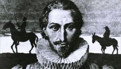 Cervantes, la España de su época y El Quijote