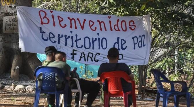 Colombia:  El partido político de las FARC será democratizante desde su nacimiento
