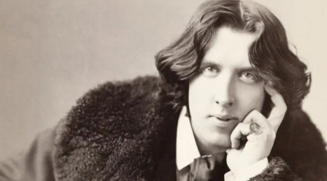 El último retrato de Oscar Wilde
