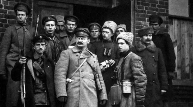 León Trotsky: El arte de la insurrección