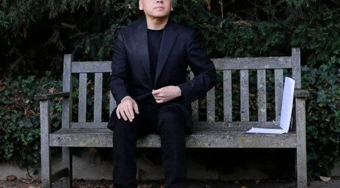 Nobel de Literatura 2017: Kazuo Ishiguro, un autor clásico, pero no tradicional