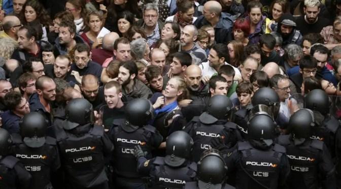 España: Sólo la clase obrera puede derrotar a Rajoy y la monarquía.
