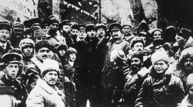 La intelectualidad y la clase obrera en 1917 (III)