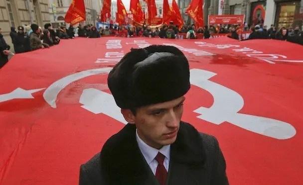 La revolución en la era Putin