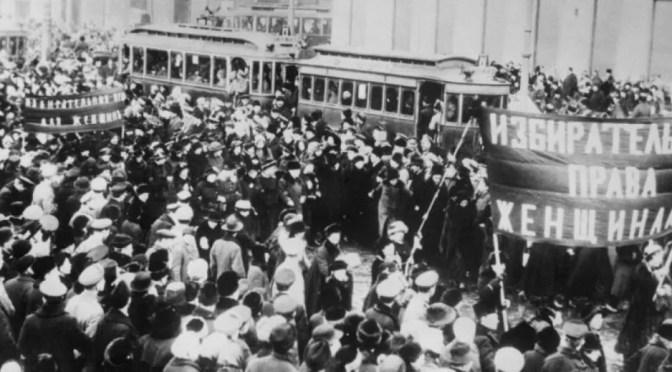 En el centenario de la Revolución de Octubre
