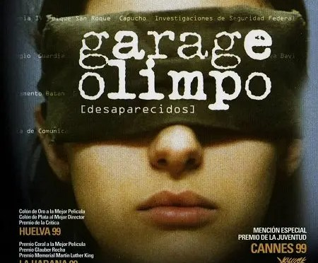 "Cine: ""Garage Olimpo"""