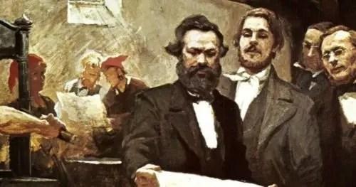 Para leer el Manifiesto Comunista