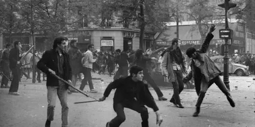"""Los prolegómenos del Mayo del 68 francés: El """"Movimiento 22 de Marzo"""""""